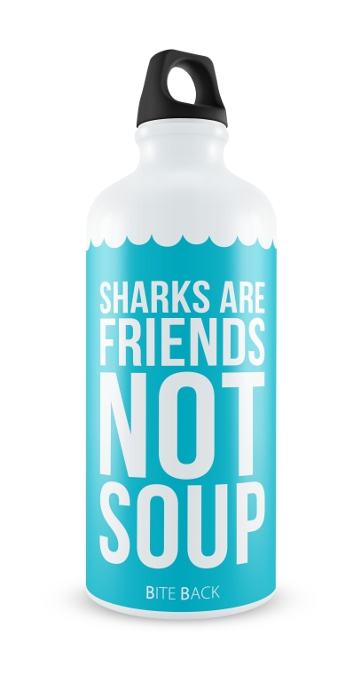 BOTTLE 4 SHARK SOUP