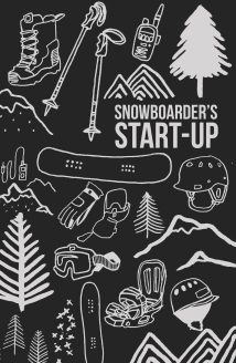 snowboarders grey small